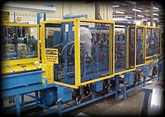 Door Sill Assembly Machine